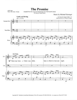 The Promise SATB